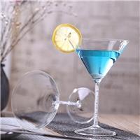 经典款鸡尾酒杯家用果汁杯高硼硅高脚杯