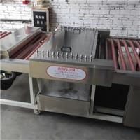 广东机械厂家1.2米玻璃清洗机