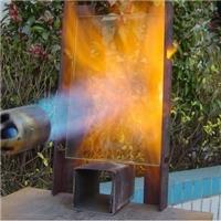 防火玻璃广州优越夹层高温防火钢化玻璃
