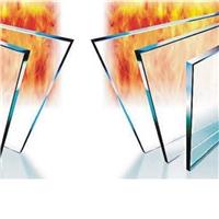 低铁防火玻璃