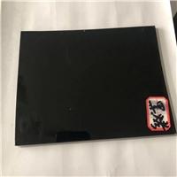 沙河厂家生产销售过渡版黑色烤漆玻璃