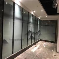 夹山水画玻璃 酒店大堂隔断屏风夹丝玻璃厂