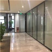 安康办公室玻璃隔断墙采购与安装的细节