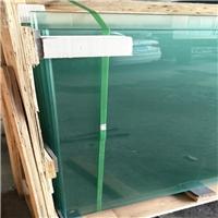 踏板防滑玻璃 圆点防滑玻璃10+10厘钢化