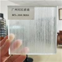 夹丝玻璃 夹绢玻璃 夹布玻璃 广州同民5+5厘厂