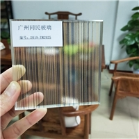 广州夹丝玻璃 办公隔断夹绢玻璃 淋浴房夹丝玻璃