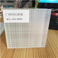 广州夹丝玻璃 装饰夹丝玻璃 屏风夹丝玻璃