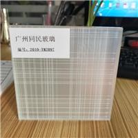 广州夹丝玻璃 装饰夹丝玻璃 屏风夹丝玻璃厂
