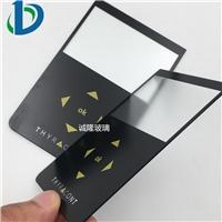 丝印玻璃 玻璃厂各种厚度外形尺寸订制生产