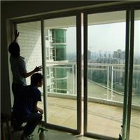 郑州建筑玻璃贴膜施工