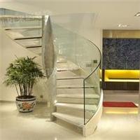 钢化安全玻璃楼梯扶手围栏护栏