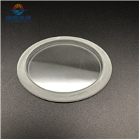 旭鹏玻璃厂生产8MM台阶玻璃,圆形台阶钢化玻璃
