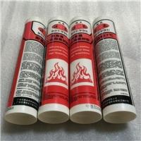高温玻璃胶、耐高温工业密封胶、无硅密封胶