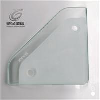 驰金专业加工各类家电小玻璃 钢化开关玻璃面板