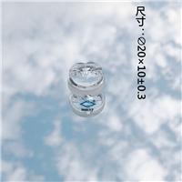 LED異形高硼硅玻璃透鏡 浦江沃辛光電科技有限公司