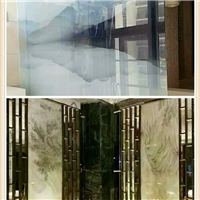 夹丝玻璃移门厂