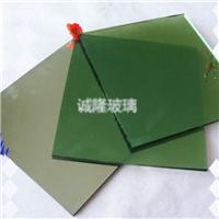 诚隆专供多种颜色的镀膜玻璃厂家 品质有保证厂