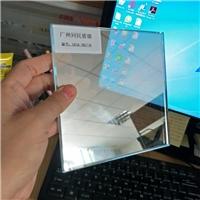 广告显示屏魔术镜 防水镜面电视玻璃 触控镜面玻璃