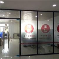 深圳百叶玻璃隔断 办公室隔墙厂家