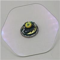 全自动CNC加工AR玻璃,3MM厚超白双面AR玻璃
