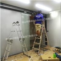 佛山安装松下电动玻璃门 自动门150 松下平移门 感应门