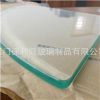 江门卫浴玻璃厂家 卫浴置物板玻璃