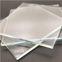 高品质超白玻璃 规格齐全 诚隆供应