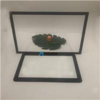 AG钢化玻璃面板 AG高清防眩光液晶显示屏