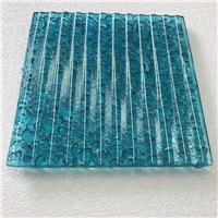 热熔玻璃 压铸玻璃 热熔钢化艺术玻璃