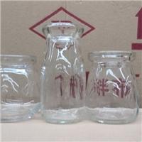玻璃瓶厂家供应玻璃布丁瓶