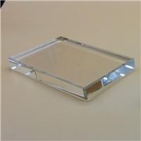 钻孔多空异形超白玻璃 康宁优质超白玻璃 厂