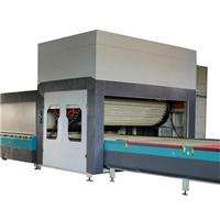 水平辊道式玻璃钢化设备