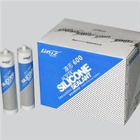 浙江凌志新材料销售LZ600酸性硅酮密封胶玻璃胶