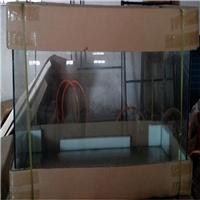 鱼缸 水族缸 大尺寸玻璃裸缸定制