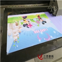 揭阳集成墙版背景墙uv数码彩印机特惠销售中