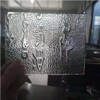 压花玻璃超白水晶、甲骨文