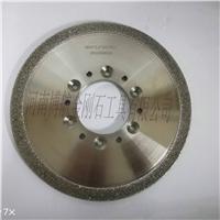 铸铁打磨轮 电镀金刚石磨轮 支持异形定制