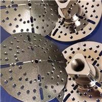 电镀金刚石铝砂轮 伞形砂轮 异形定制