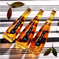 高档玻璃酒瓶空瓶葡萄酒瓶铝盖果汁饮料瓶