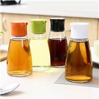 玻璃瓶酱油瓶家用厨房调味品瓶酱油醋分装瓶