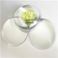 高透凸镜玻璃 放大凸镜道路反射反光镜光学镀膜玻璃