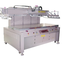 岳阳市丝印机厂家薄膜按键薄膜开关丝网印刷机