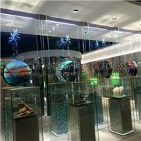 公司文化特色展示导光玻璃