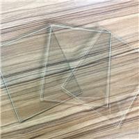 实验室普通透明玻璃片超薄光学玻璃方/圆形耐高温玻璃