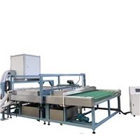 全自动玻璃清洗机风刀式钢化厂用