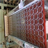 供应地灯耐高温玻璃圆定做加工厂