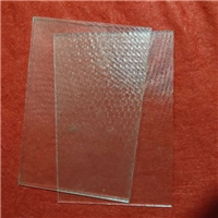 超白布纹玻璃厂