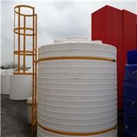 玻璃制品厂污水处理水箱   15立方PE滚塑水箱