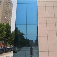 全国玻璃幕墙设计加工安装6毫米中空钢化玻璃