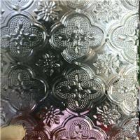 壓花玻璃-海棠,千禧格,鉆石